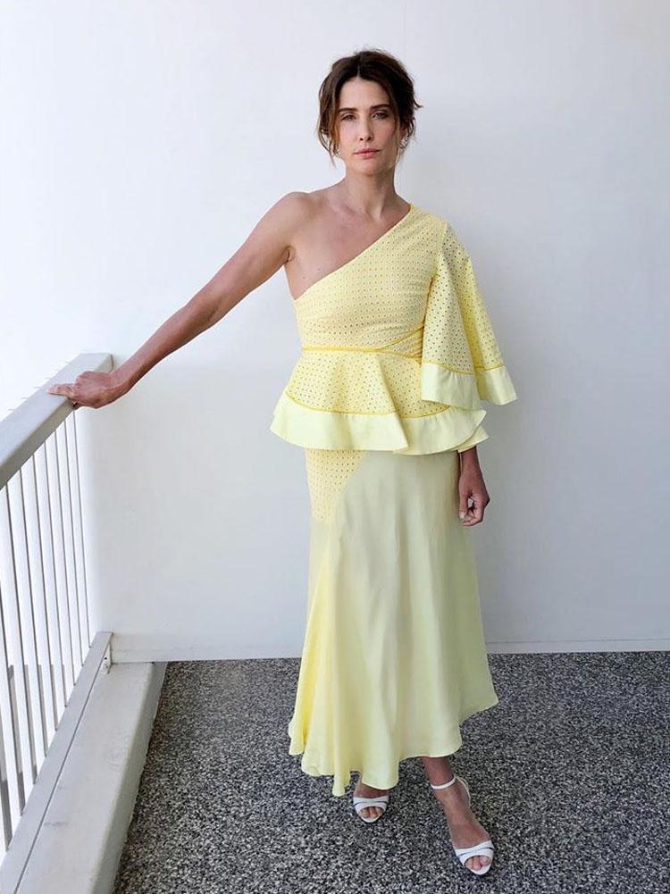 Cobie Smulders In Solace London - TCA Summer Press Tour