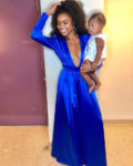 Gabrielle Union Stuns In Electric Blue Jumpsuit For 'America's Got Talent'