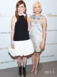 Julianne Moore & Michelle Williams Team Up For The 'After The Wedding' New York Screening