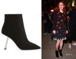 Julianne Moore's Giuseppe Zanotti Farrah Fancy Ankle Boots