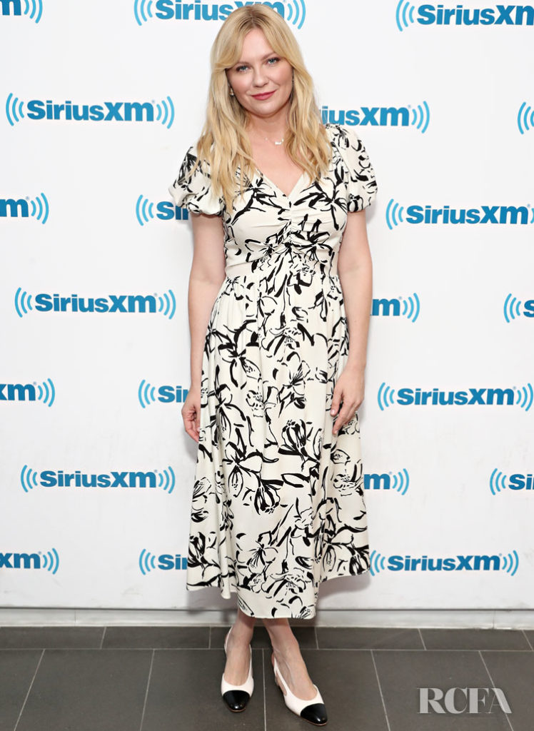 Kirsten Dunst Senlis On SiriusXM  for 'On Becoming a God in Central Florida