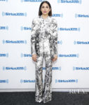 Lela Loren Makes Print The Focus Of Today Promoting 'Power' On SiriusXM & Live With Kelly & Ryan