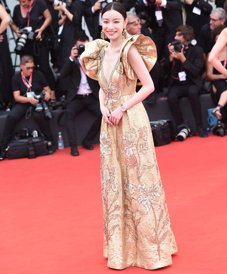 Ni Ni In Gucci - 'La Verite' Venice Film Festival Premiere