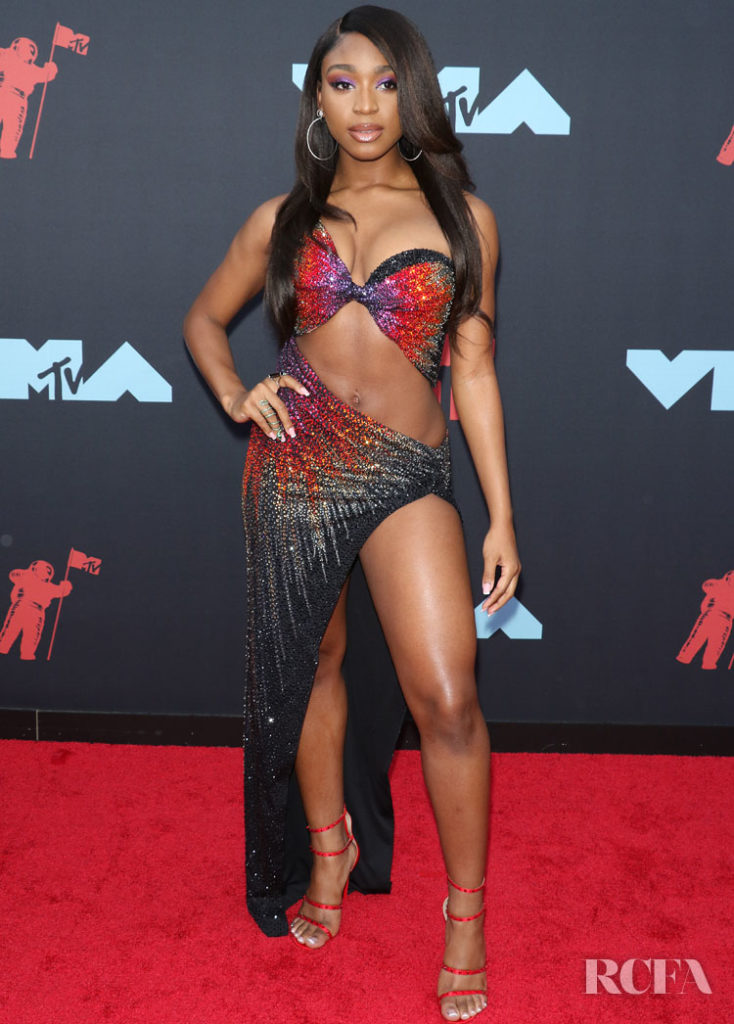 Normani In Nicolas Jebran - 2019 MTV VMAs