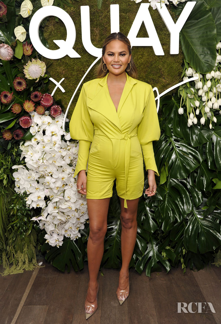 Quay x Chrissy Teigen Launch Event