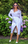 Beyonce Knowles' Purple Reign In Altuzarra