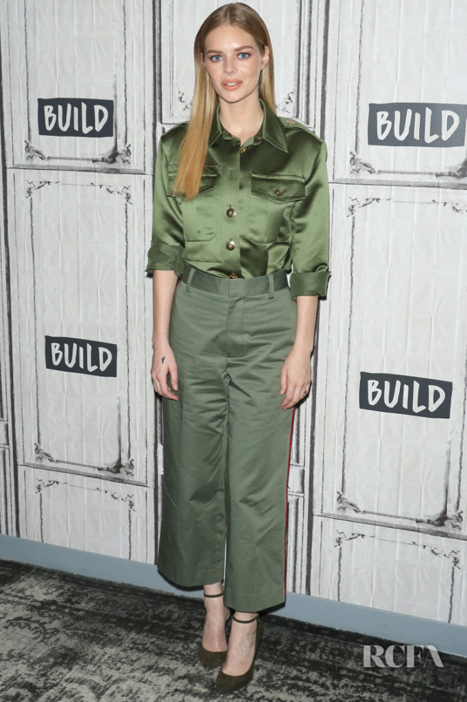 Samara Weaving in THE Marc Jacobs Build Series Ready or Not