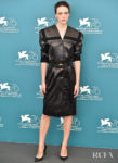 Stacy Martin Steps Up Her Fashion Game For Venice Film Festival Jury Duty