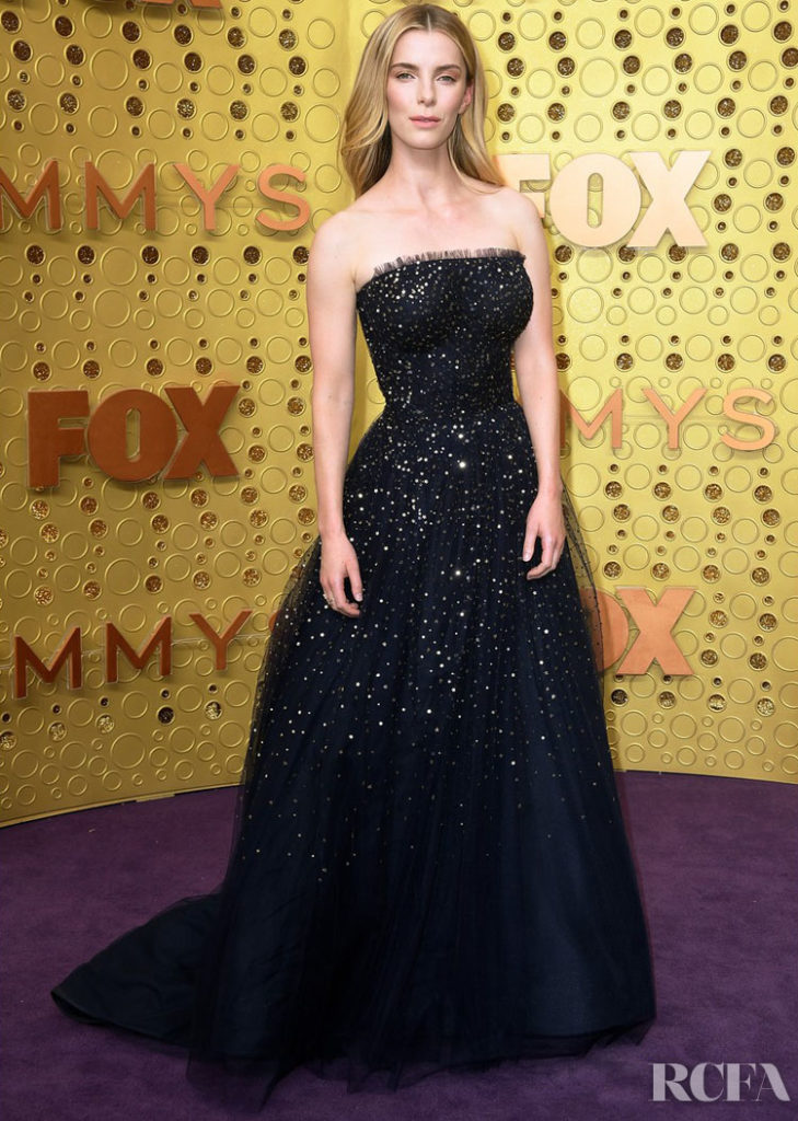 Betty Gilpin In Jason Wu - 2019 Emmy Awards
