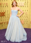 Brittany Snow In J. Mendel - 2019 Emmy Awards