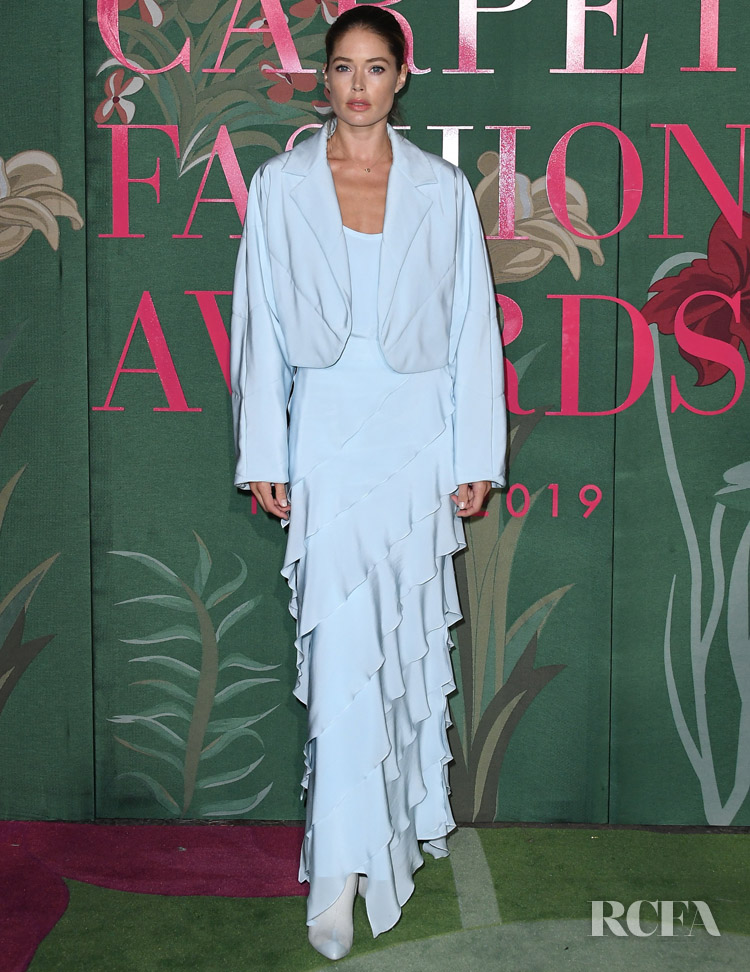 Green Carpet Fashion Awards Italia 2019