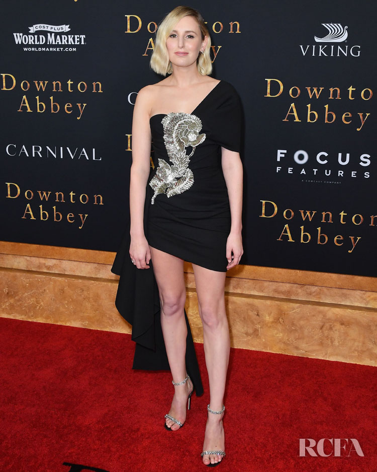 'Downton Abbey' New York Premiere