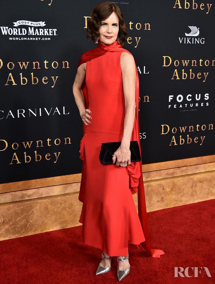 'Downton Abbey' New York Premiere