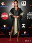 Ella Balinska Celebrates Elizabeth Banks Pioneer of the Year Award