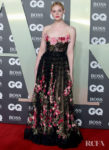 Elle Fanning In Dolce & Gabbana - GQ Men Of The Year Awards 2019