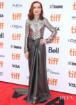 Isabelle Huppert In Christian Dior Haute Couture - 'Frankie' Toronto Film Festival Premiere
