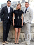 James Bond 'No Time To Die' Matera Photocall