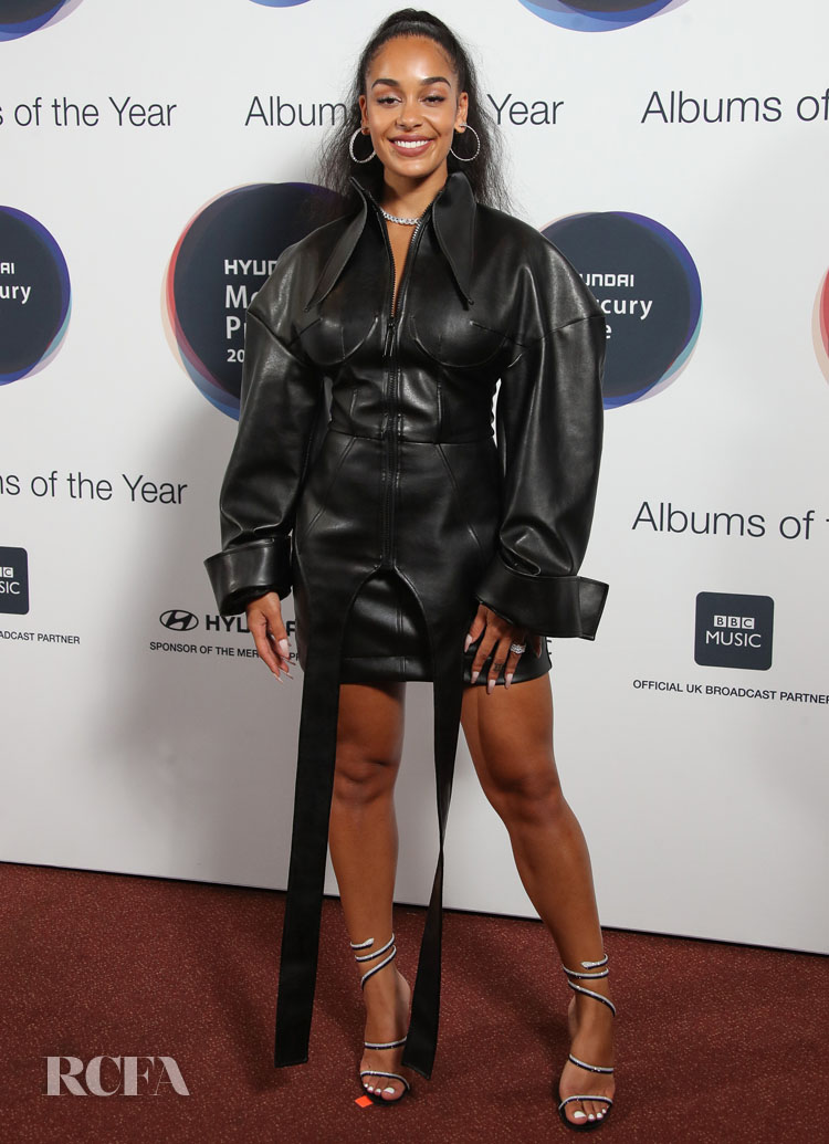 Jorja Smith Showcases Up-And-Coming Designer Patrycja Pagas At The Mercury Prize