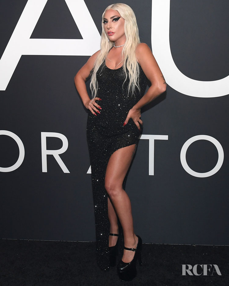 Yousef AlJasmi Lady Gaga Turned Back Into Lady Gaga For The launch of HAUS LABORATORIES