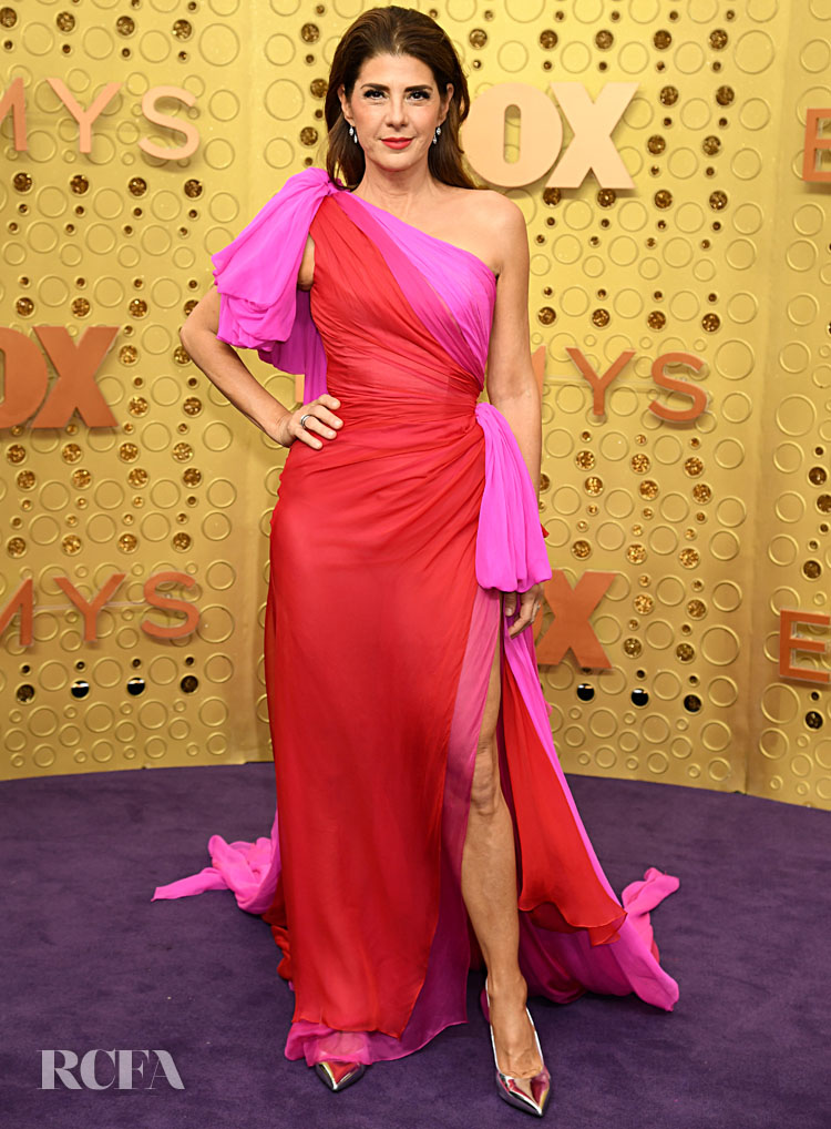 Marisa Tomei In Ralph & Russo Couture - 2019 Emmy Awards