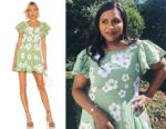 Mindy Kaling's All Things Mochi Kay Dress
