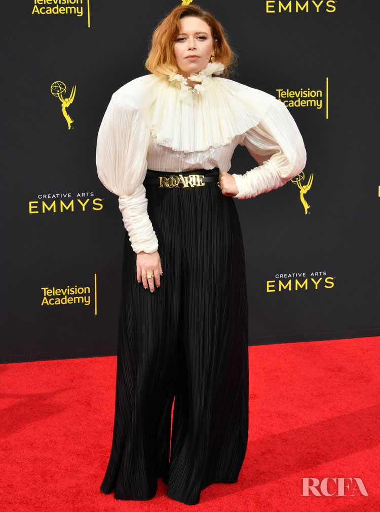 Natasha Lyonne In Rodarte - 2019 Creative Arts Emmy Awards