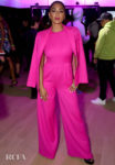Nicole Scherzinger Was Hot In Pink For The Elle Women In Music Event