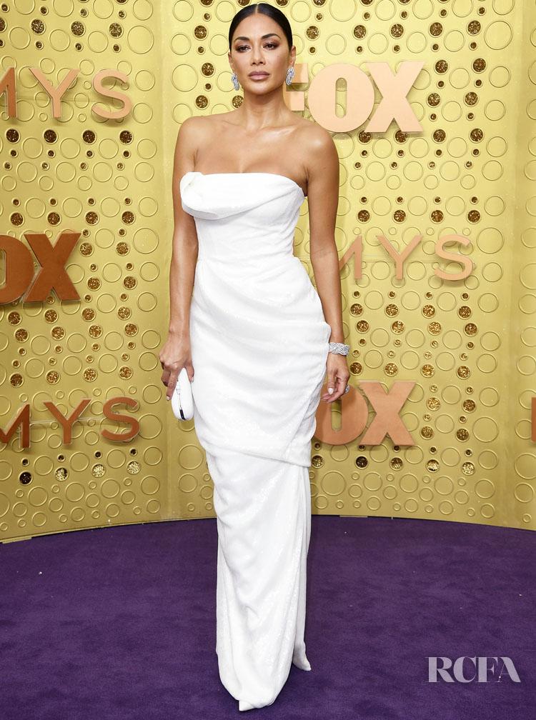 Nicole Scherzinger In Vivienne Westwood - 2019 Emmy Awards
