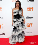 Priyanka Chopra In Marchesa - 'The Sky Is Pink' Toronto Film Festival Premiere