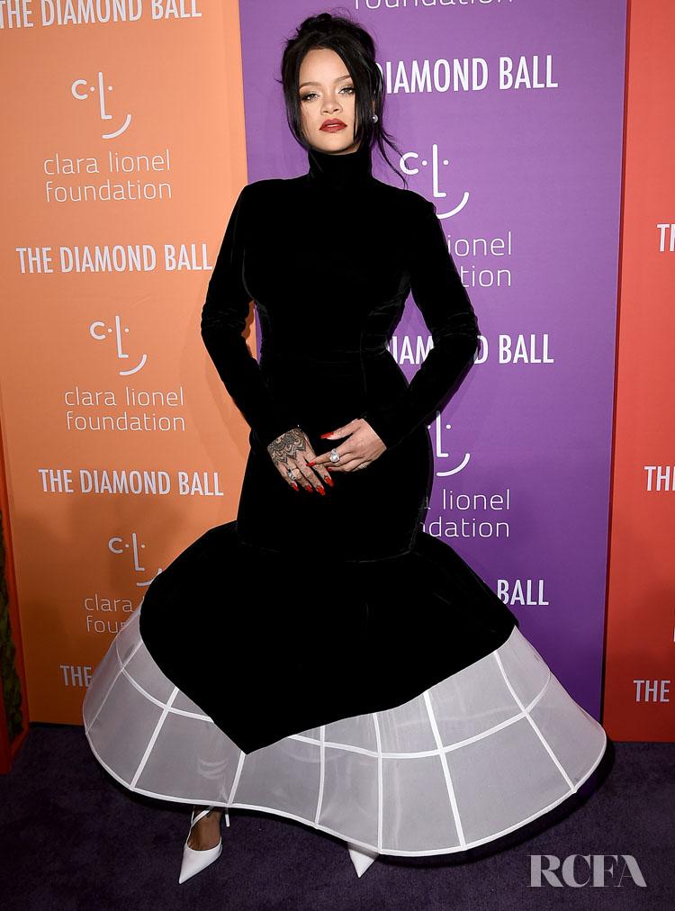 Rihanna In Givenchy Haute Couture - 2019 Diamond Ball
