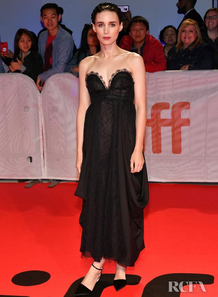 Rooney Mara In Hiraeth - 'Joker' Toronto Film Festival Premiere