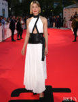 Rosamund Pike In Proenza Schouler - 'Radioactive' Toronto Film Festival Premiere