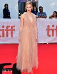 Sarah Gadon In Fendi - 'American Woman' Toronto Film Festival Premiere