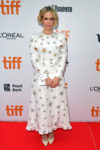 Sarah Paulson In Valentino, Miu Miu, Burberry & Prada  - 'Abominable' & 'The Goldfinch' & Toronto Film Festival Premieres