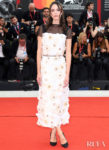 Stacy Martin In Chanel - Venice Film Festival Closing Ceremony