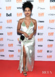 Zazie Beetz In Miu Miu -'Seberg' Toronto International Film Festival Premiere