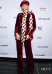 Zendaya Coleman Continues To Rep Her Tommy Hilfiger Collection At The Daily Front Row's 7th Annual Fashion Media Awards