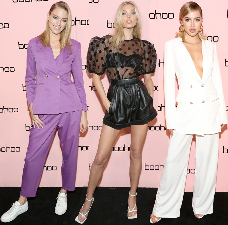 boohoo Celebrates NYFW At The boohoo Mansion