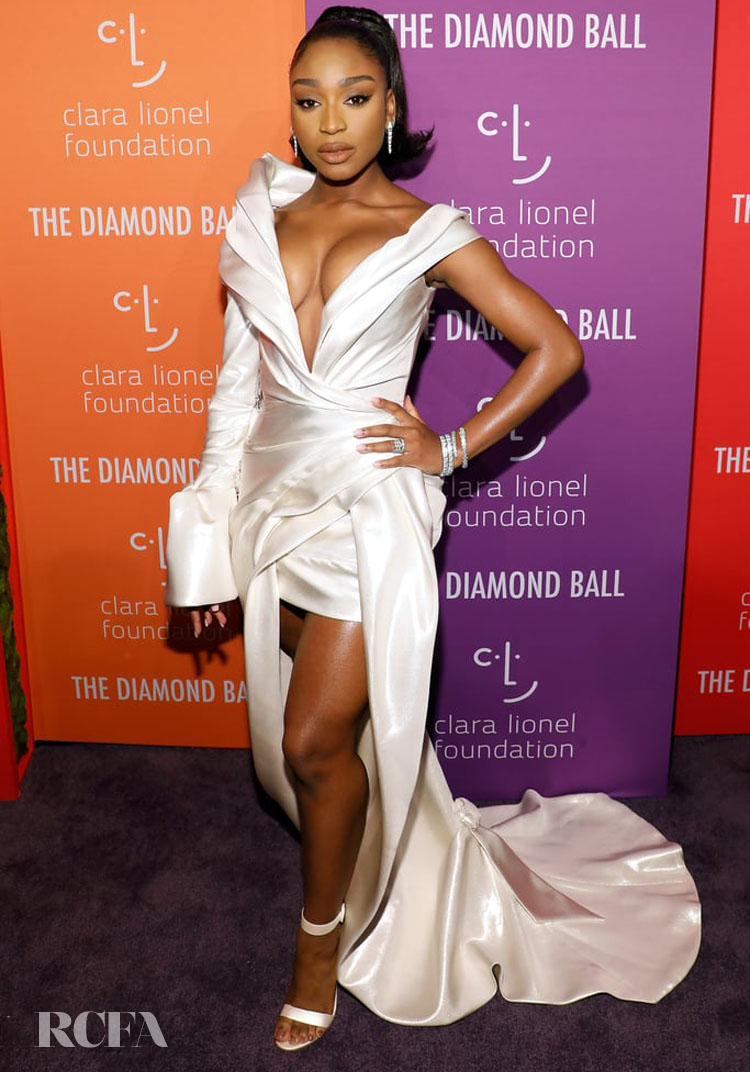 2019 Diamond Ball Red Carpet Roundup
