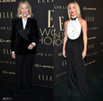 2019 Elle Women In Hollywood: Tuxedo Edition