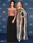 Cate Blanchett Brings High-End Haute Couture Glamour To The IWC Dinner &  'Where'd You Go, Bernadette' Zurich Film Festival Screening