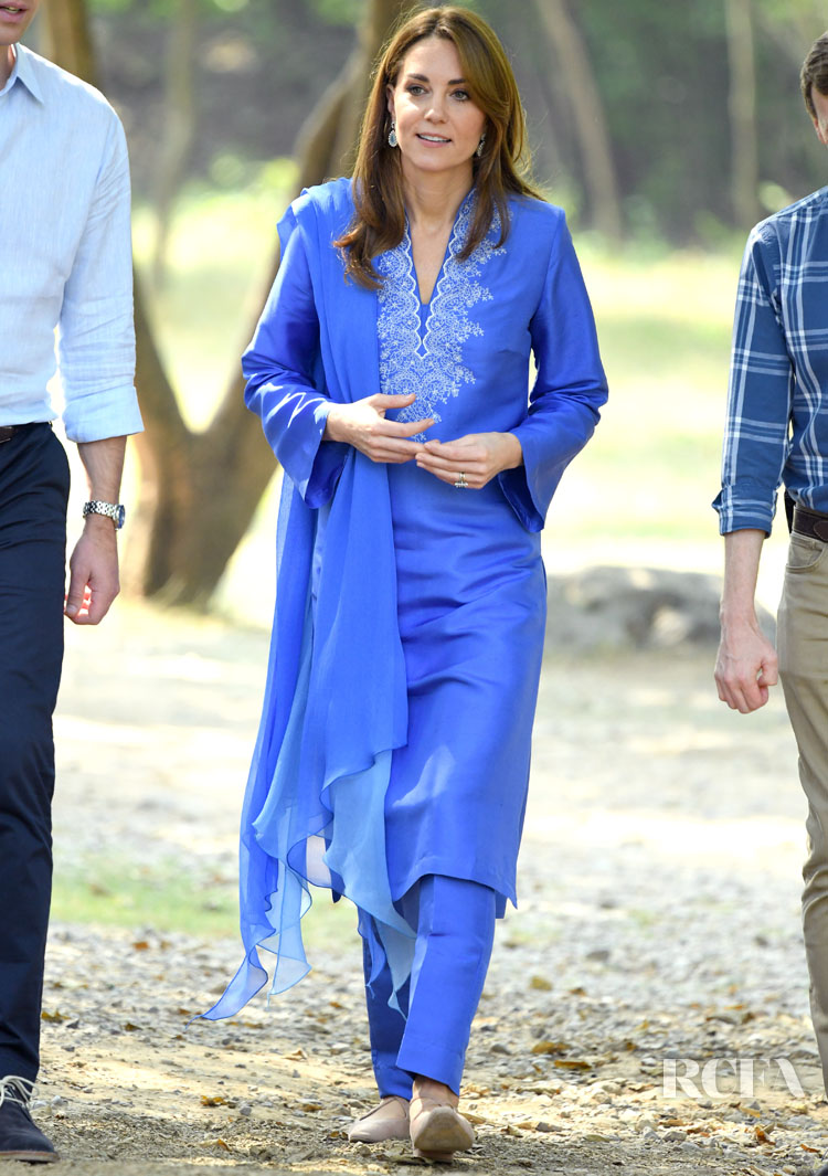 Day 2: Catherine, Duchess of Cambridge's Visit To Islamabad