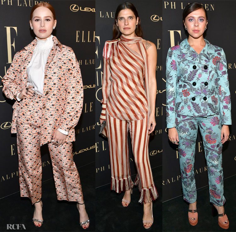 2019 Elle Women In Hollywood The Colour Pop Edition