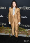 Elsie Fisher Wears Camilla and Marc To The 'Castle Rock' Season 2 Premiere