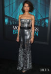 Gugu Mbatha-Raw Shines In Dolce & Gabbana For The 'Motherless Brooklyn' LA Premiere