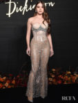 Hailee Steinfeld Wears Two Standout Looks For The 'Dickinson' New York Premiere & After-Party