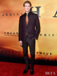 Joe Alwyn's Quadri-Colour Look For The 'Harriet' LA Premiere