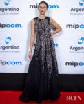 Kasia Smutniak Opens  MipCom 2019 In Style