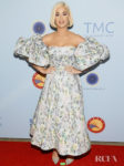 Katy Perry's Rocks Two Gowns To The David Lynch Foundation's Silence The Violence Benefit