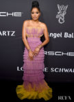 Keke Palmer Was Tiered, Tulled & Ruffled For The 2019 Angel Ball
